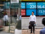 Tokyo stocks open lower amid US-China tensions