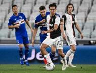 Juve could lose Dybala for Champions League with thigh injury
