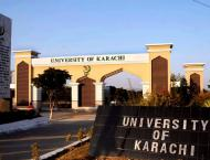 University of Karachi issuing online exam form