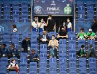 France keeps sports stadiums cap at 5,000, with local exceptions ..