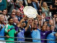 English Soccer Association's Community Shield Set to Take Place o ..