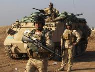 Iraqi Security Forces Detain 8 IS Terrorists in Northern Kirkuk P ..