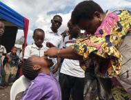DR Congo launches mass vaccination against cholera