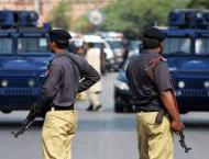 Police resolve case of a policeman's blind murder