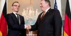 Pompeo, Maas Discuss US-EU Cooperation in Confronting China - State Dept.