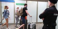 Foreigners Flying to Russia Must Have Certificate Proving COVID-19 Negative Status