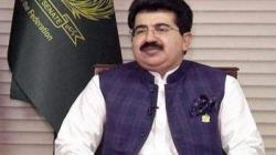 Sanjrani, Shibli condole with Shafqat Mehmood