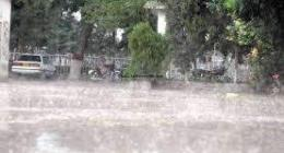Rain expected in city during next 24 hours