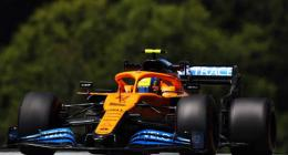 Norris handed three-place grid penalty for Styrian Grand Prix