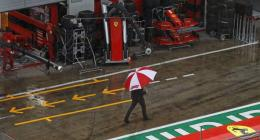 Styrian Grand Prix final practice washed out, threat to qualifying