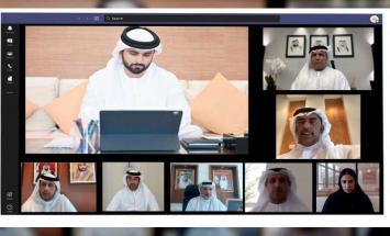 منصور بن محمد : الرياضة قطاع أساسي في ..