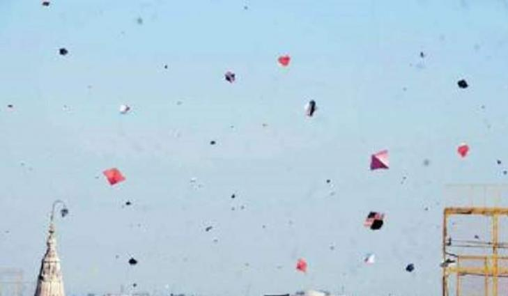 Kite flying banned in Islamabad for two months