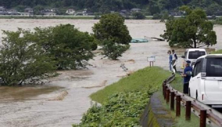 14 feared dead at flooded nursing home in Japan: governor