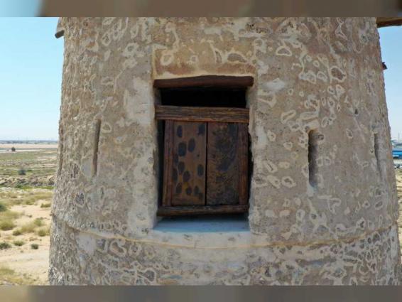 Ras Al Khaimah restores historic Al Jazirah Al Hamra watchtower