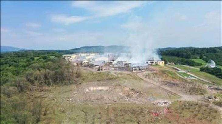 Turkish Prosecutors Issue Arrest Warrants for 3 People Over Fireworks Plant Blast- Reports