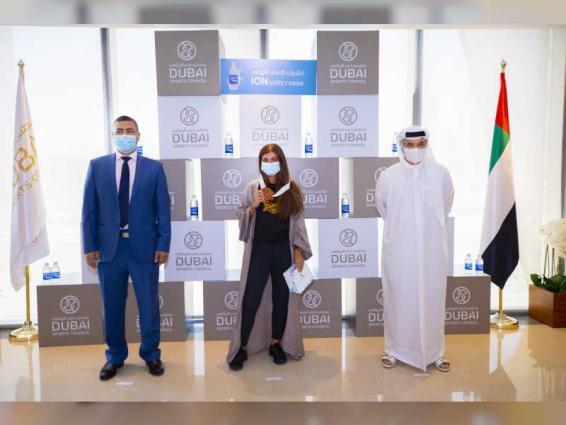 Dubai Sports Council honours winners of Pocari Sweat 10K Run