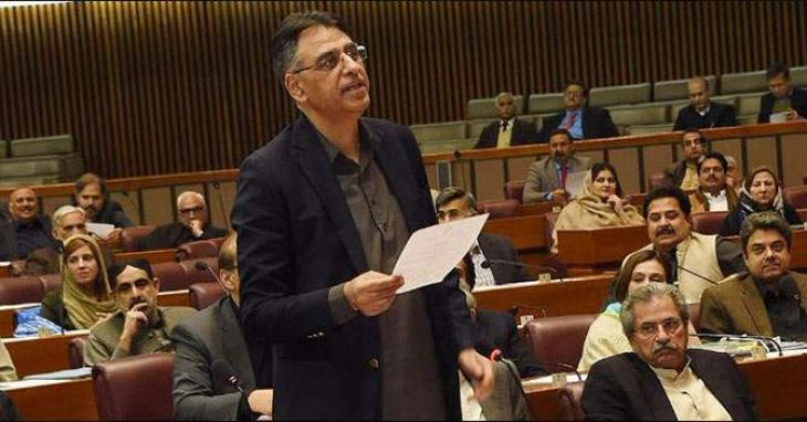 Federal govt will improve power transmission and distribution system in Karachi, says Asad Umar