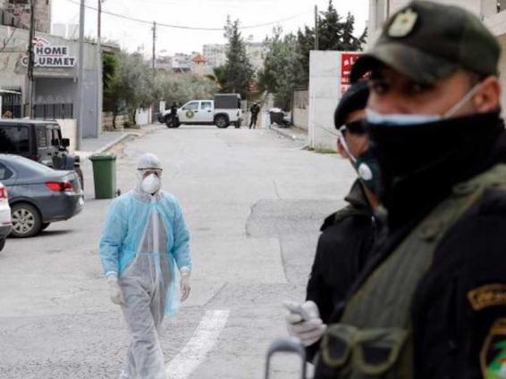 Palestine announces 349 new COVID-19 cases
