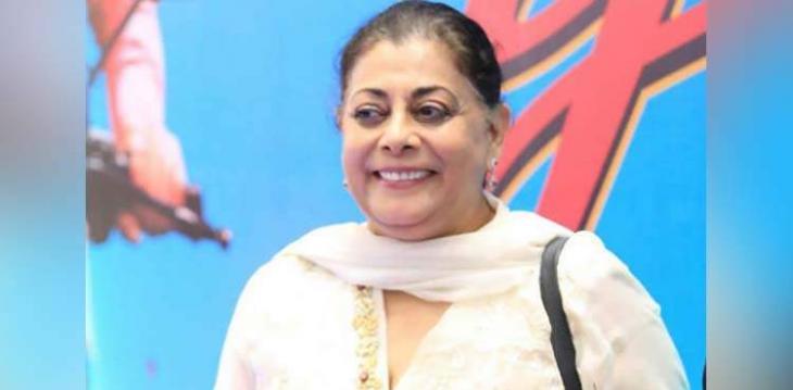 "Seemi Raheel says ""humour"" is dead in Pakistan"