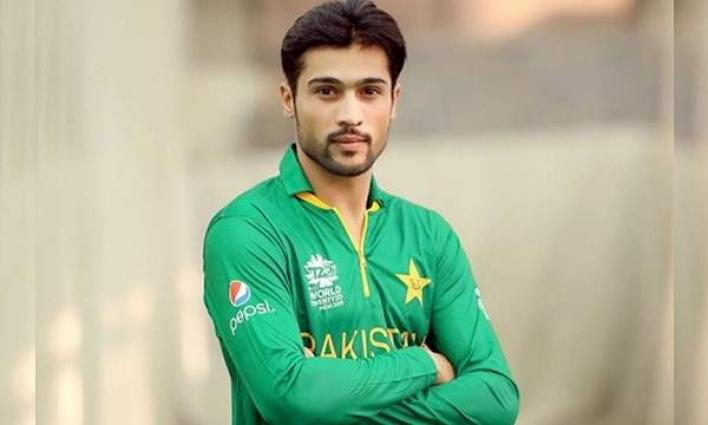 Green shirts will show performance during England tour, says Muhammad Amir