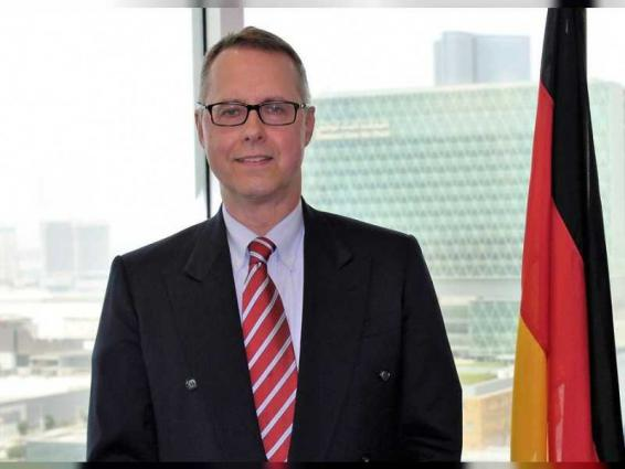 Germany's EU Council presidency provides great opportunities to EU-UAE overlapped agendas: Envoy