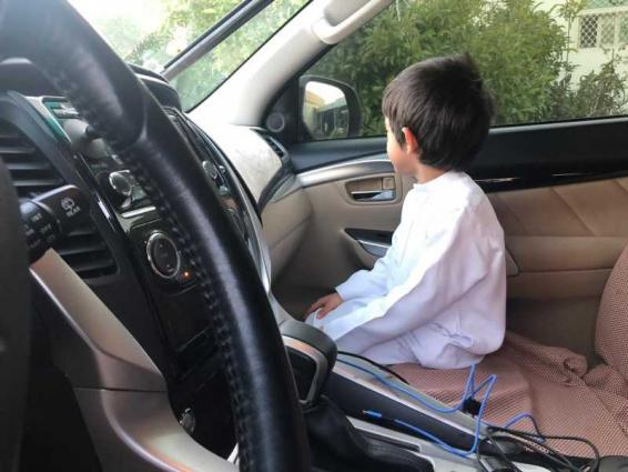 ADP warns families of risk of seating children under 10 in front seat of cars