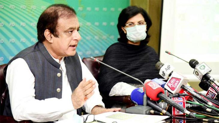 Shibli Faraz says construction projects worth Rs 400 bln to be initiated this year