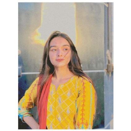 Hoorain Sabri becomes popular TikToker