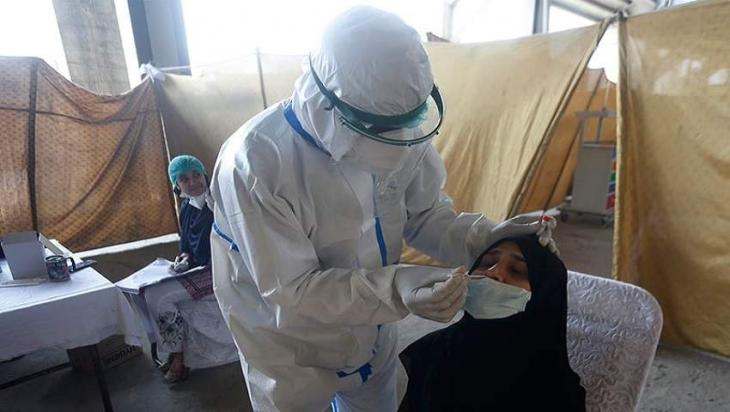 باکستان تسجل ارتفاع حصیلة الاصابات بفیروس کورونا الي 270012 حالة