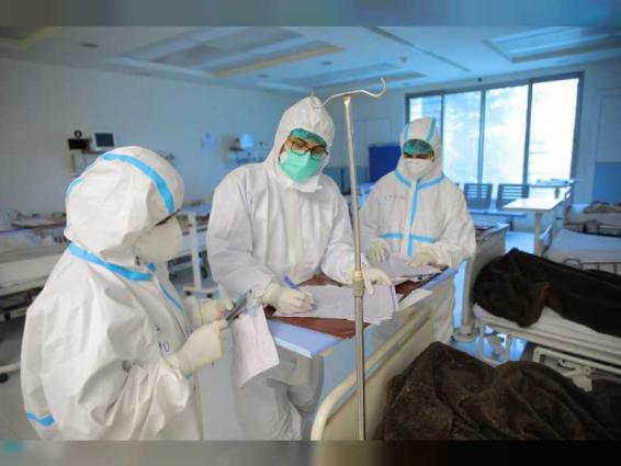 """المستشفى الباكستاني الإماراتي العسكري .. جهود متميزة في مواجهة """"كورونا"""""""