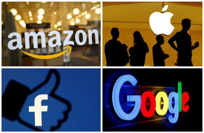 Big Tech companies' CEOs due before US congress today to testify