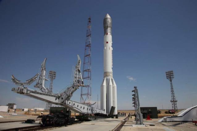 State Commission at Baikonur Greenlights Proton Rocket's Longest Flight Ever - Roscosmos