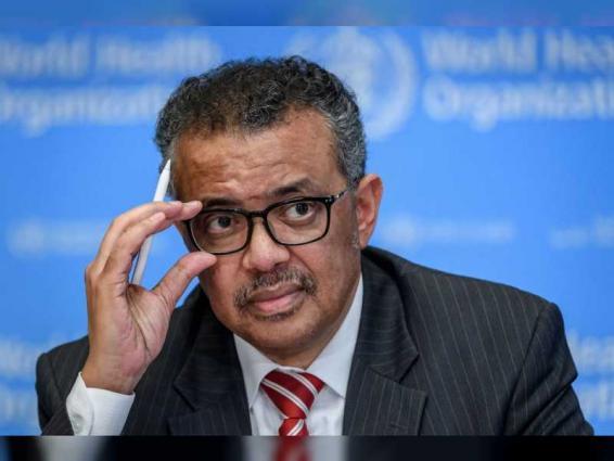 """""""الصحة العالمية"""" تشيد بالتدابير التي اتخذتها السعودية لحماية الحجاج"""