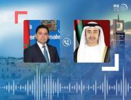 Abdullah bin Zayed, Moroccan FM review enhancing bilateral relati ..