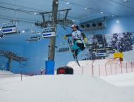 Dubai Sports Council and Ski Dubai to host one of the world's f ..
