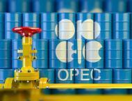 OPEC daily basket price stood at $44.02 a barrel Monday
