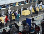 Broke and helpless: Philippines virus lockdown maroons dozens at  ..