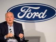 Ford Motor CEO Jim Hackett to step down