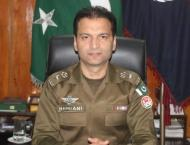 DPO pays tribute to police martyrs