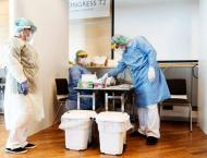 Finland entering 'second stage' of pandemic: official