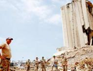 Beirut blast aftermath recalls Lebanon war: MSF head
