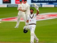 Masood's superb century puts Pakistan on top in first England Tes ..
