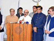 Pak govt, opposition unanimous on Kashmir issue: AJK president