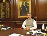 Chief Secretary KP reopens sports activities in Peshawar Sports C ..