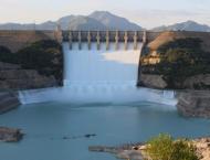 Waqar Mehdi visits Lat, Thadhu Dams