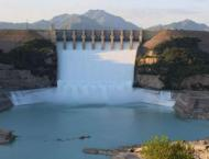 MPA Sajid Jokhio alongwith others visits Lat, Thadhu dams