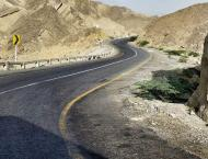 Commuters appealed to avoid travelling on Quetta-Sibi Road
