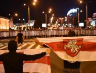Hundreds detained, firearms used on third night of Belarus unrest ..