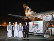 UAE sends medical aid to Pacific Island countries in fight agains ..