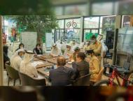Hamdan bin Mohammed issues directives to transform Dubai into a b ..